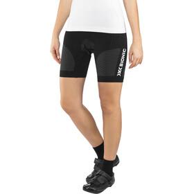 X-Bionic Race Evo Comfort Biking Pants Super Short Women black/anthracite